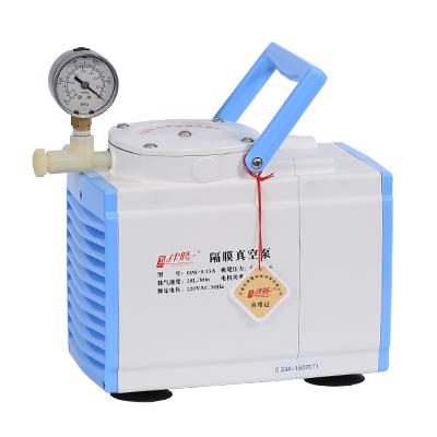 天津津腾GM-0.33A津腾隔膜真空泵